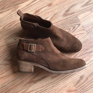 KORK- EASE | Mesa Suede Ankle Boot